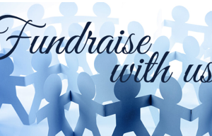 Fundraise with us!